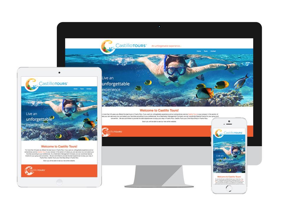Martel Puerto Rico Responsive Website